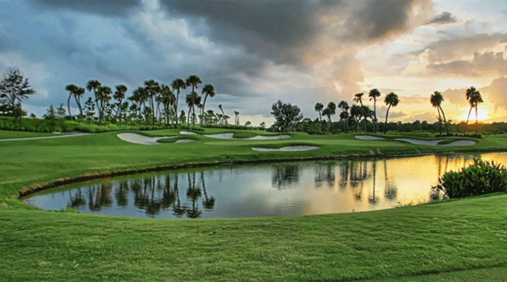 Dunedin Country Club was the PGA of America's national course for 17 years.