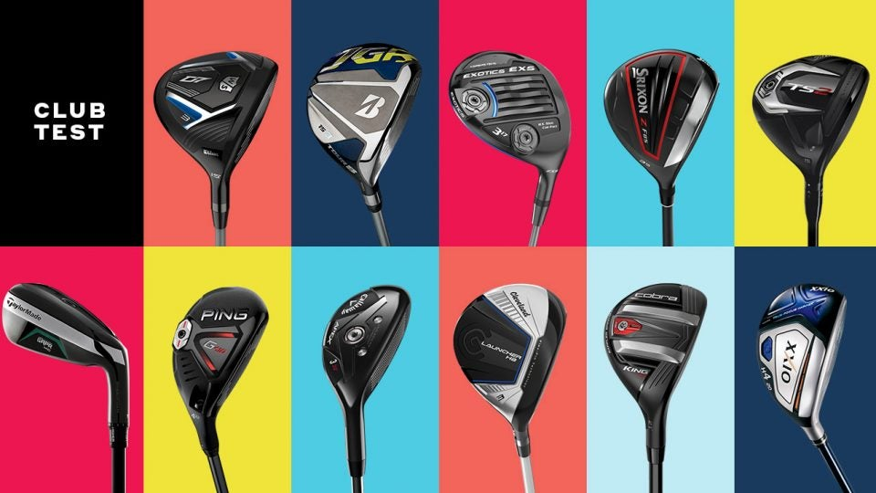 New fairway woods and hybrids reviewed for 2019
