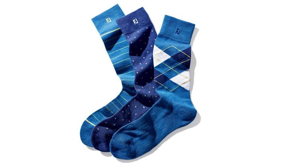 FootJoy's new ProDry golf socks