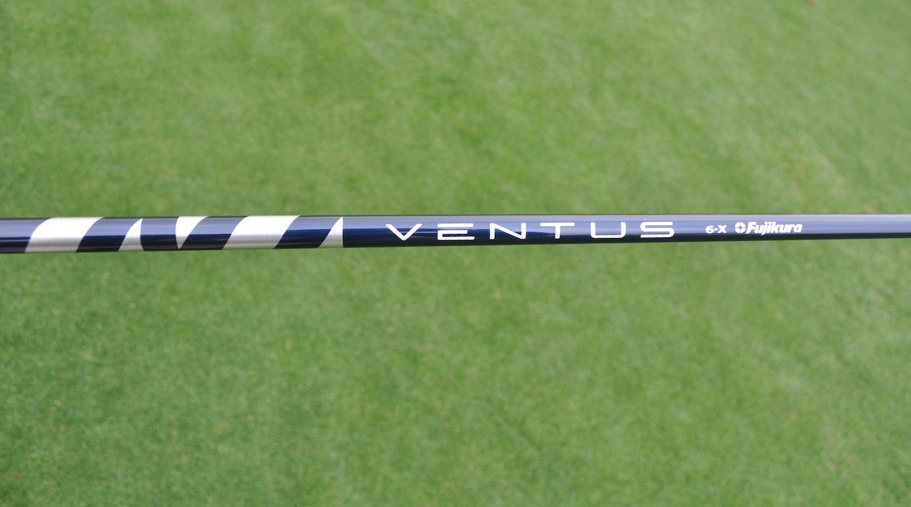 Fujikura's Ventus with VeloCore Technology is gaining traction on the PGA Tour