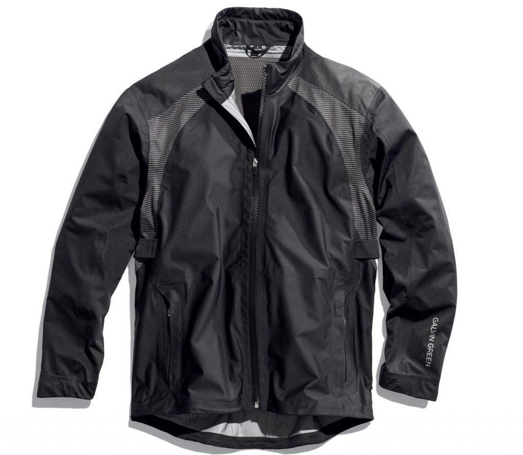 The Galvin Green Archie rain jacket.