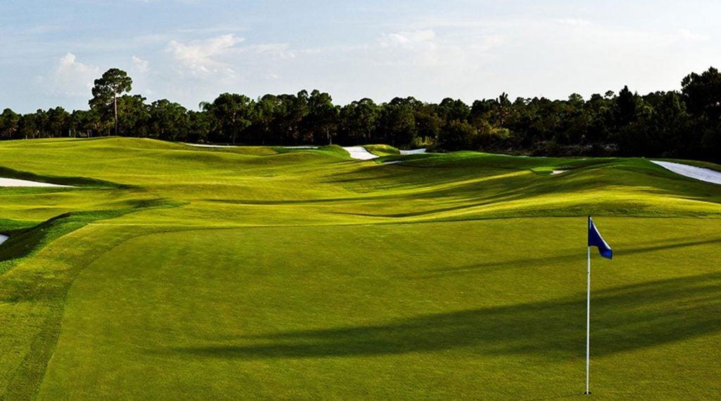 PGA Golf Club has no shortage of courses available.