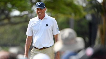 Matt Kuchar was in the news plenty at Riviera, but not for the reasons he would like.