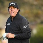 Phil Mickelson was the biggest player of the week.