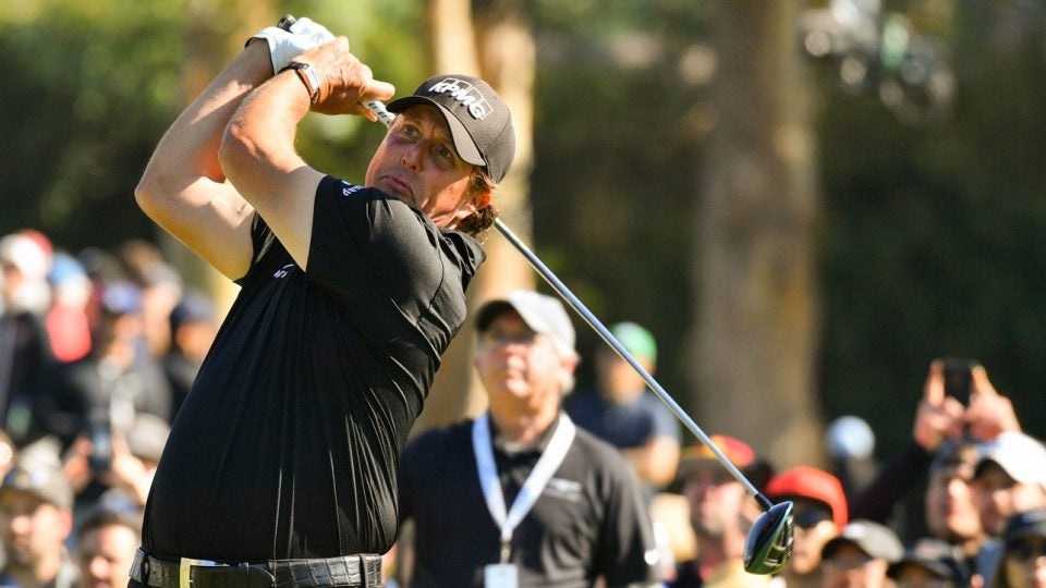 2019 genesis open  second round tee times for friday