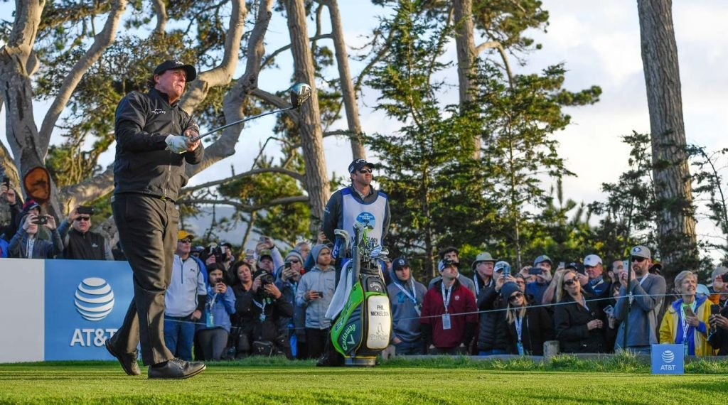 Phil Mickelson won the 2019 AT&T Pebble Beach Pro-Am, but can he win the U.S. Open at Pebble in June?