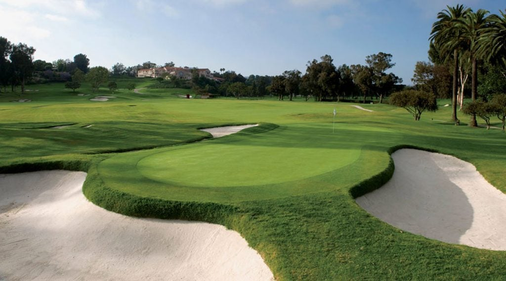 The Genesis Open has called Riviera Country Club home since 1973.