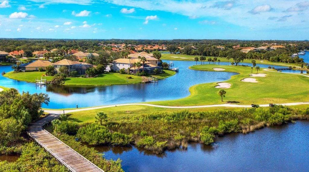 Majestic views await you at Waterlefe Golf Club.