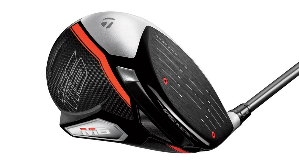 TaylorMade M6 driver.