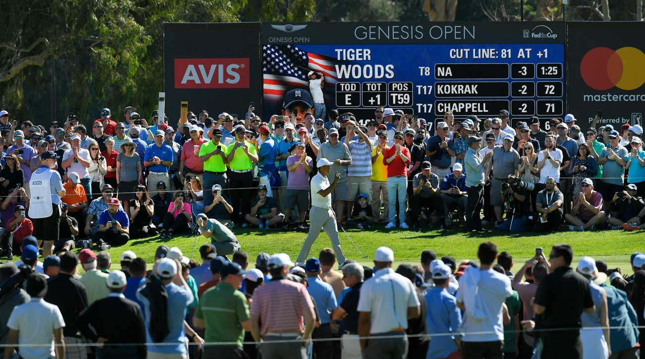 genesis open 2019  what to expect  hint  tiger woods