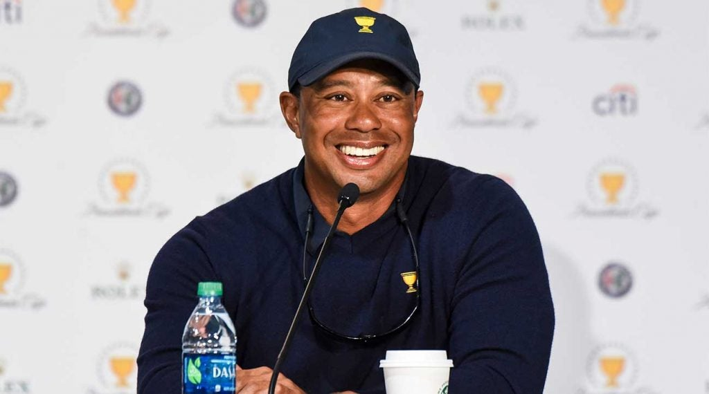 Tiger Woods will captain the Presidents Cup team for the first time in 2019.