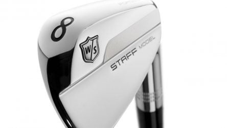 The new Wilson Staff Blades