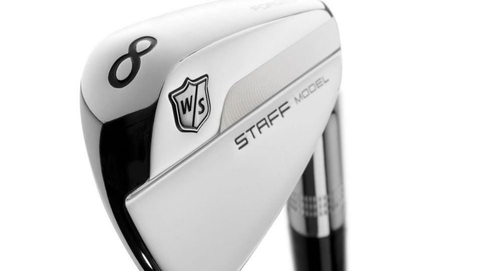 The new Wilson Staff Blades
