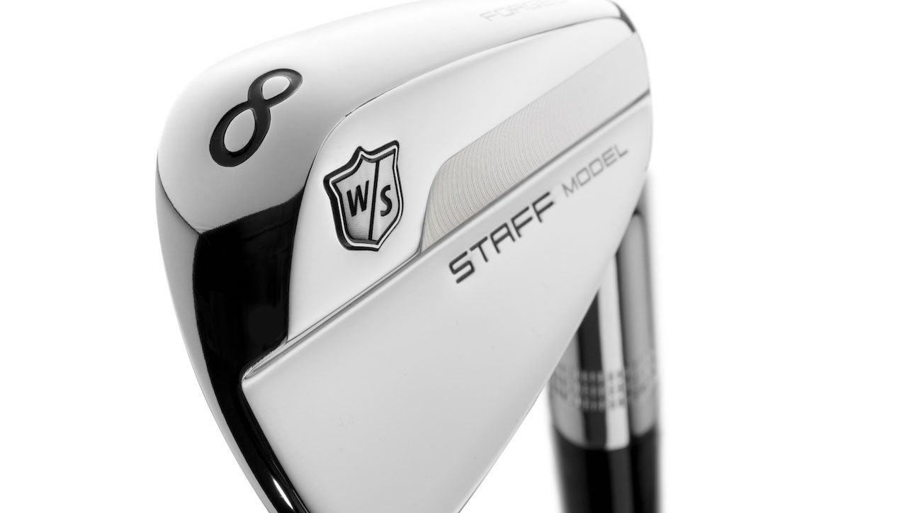 Brendan Steele, Wilson team up to create Staff Model Blade irons
