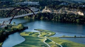 Austin Country Club has been around since 1899, but has had three different locations.