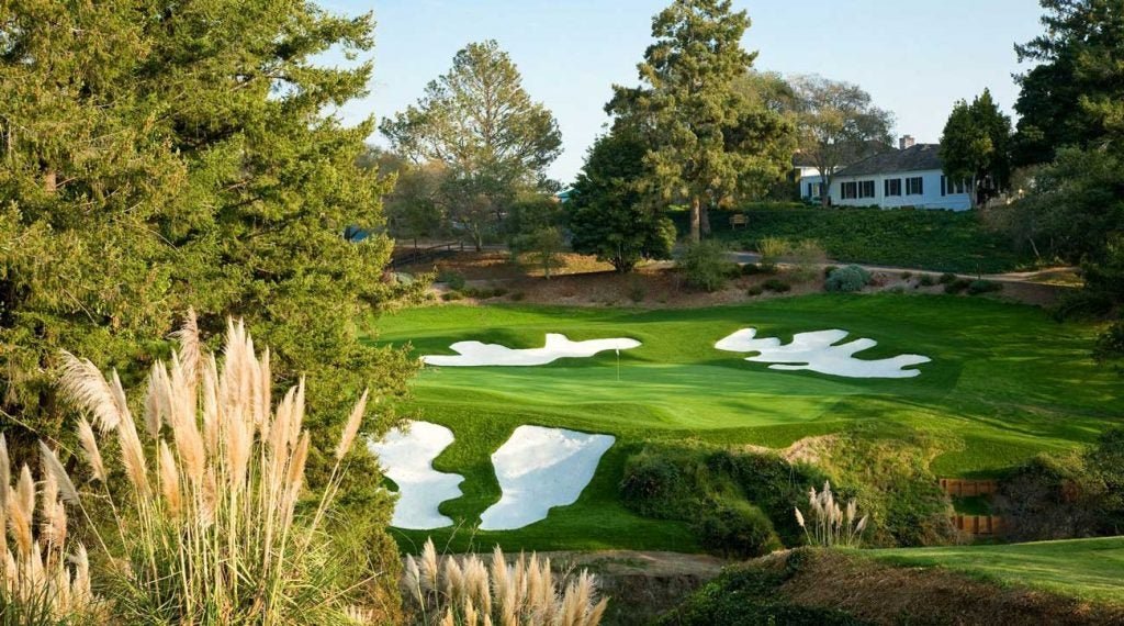 Pasatiempo has a Masters-like feel to it.