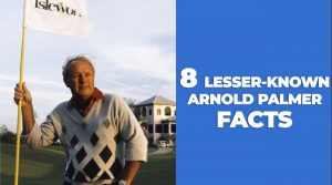 arnold palmer the king fun facts
