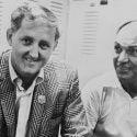 Dan Jenkins and Ben Hogan