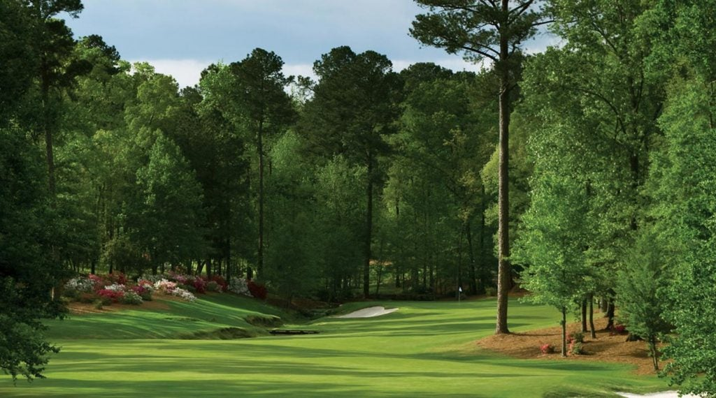 It's easy to mistake a round at Dancing Rabbit for a round at the Masters.