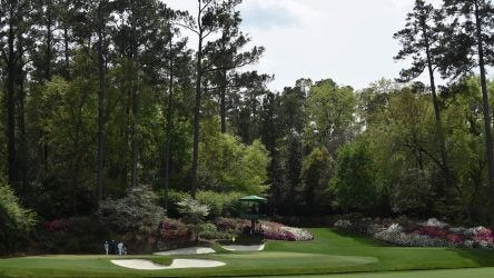 Augusta National Golf Club is a majestic beauty.