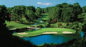 The Gold Course at Golden Horseshoe is one public course that can make you feel like you're at the Masters.