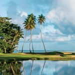 The East course at TPC Dorado Beach reflects much of what has happened to the golf in Puerto Rico: some wreckage, then some rapid restoration.