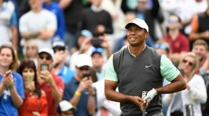 Tiger Woods will be back in action later this month at the WGC-Dell Match Play.