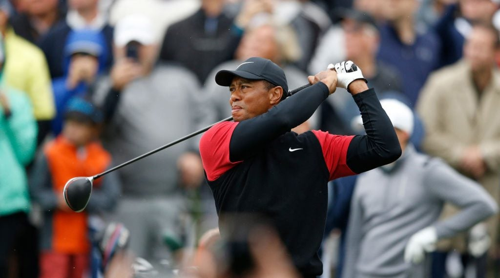 Tiger Woods finished his final round at six under overall and tied for 31st at the Players Championship.