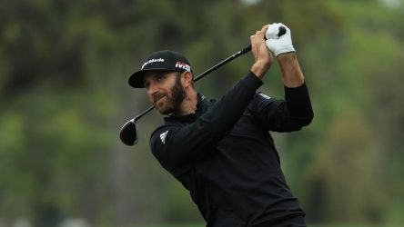 Dustin Johnson is the favorite coming into the Valspar Championship this week.
