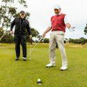Golfer hopes to make putt