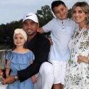 Jason Day Family Disney World