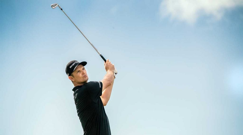 Justin Rose, a Masters favorite? Yep, that's no surprise.