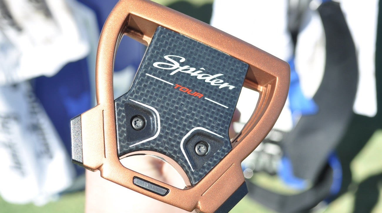 Keith Mitchell used this TaylorMade Spider X Tour putter to win the Honda Classic.
