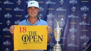 Keith Mitchell british open qualifier