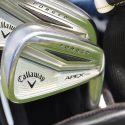 Kevin Kisner continues to use a set of Callaway Apex Pro irons from 2014.