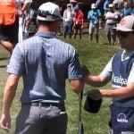 Martin Trainer Caddie Dylan Dethier
