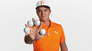 Rickie Fowler TaylorMade