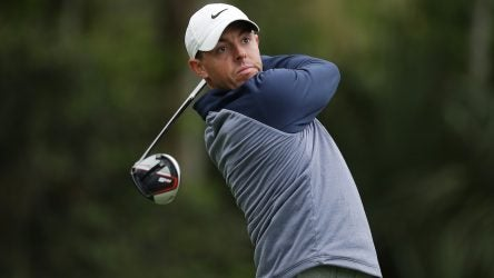 TaylorMade staffer Rory McIlroy led the way on Sunday at the Players Championship.