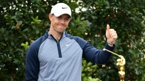 March Madness Rory McIlroy