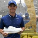 Rory McIlory will wear a limited edition version of Nike's Air Zoom Victory Tour at the Players Championship.