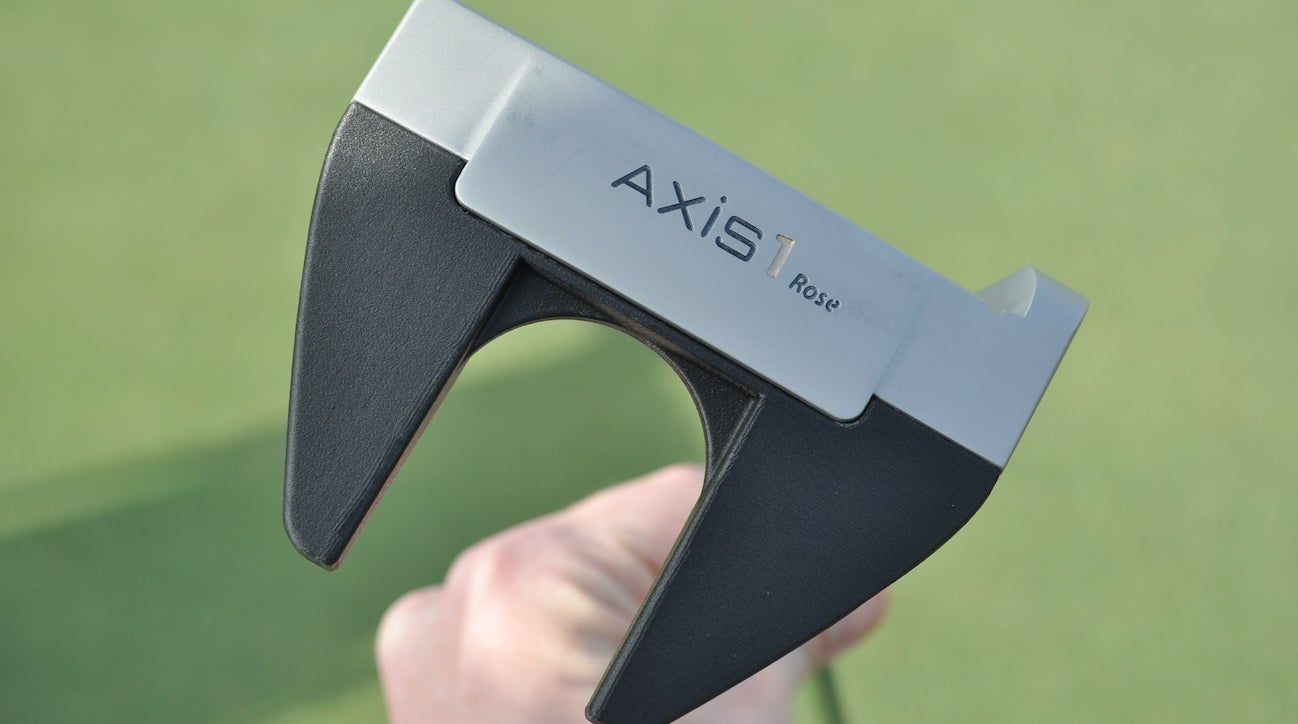 Axis1 built Justin Rose an identical backup to the putter he's using at the moment.