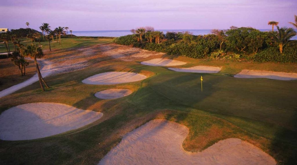 Seminole is among golf's most exclusive clubs.