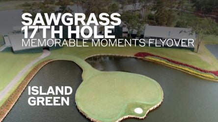 tpc sawgrass island green