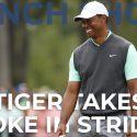 tiger woods laugh