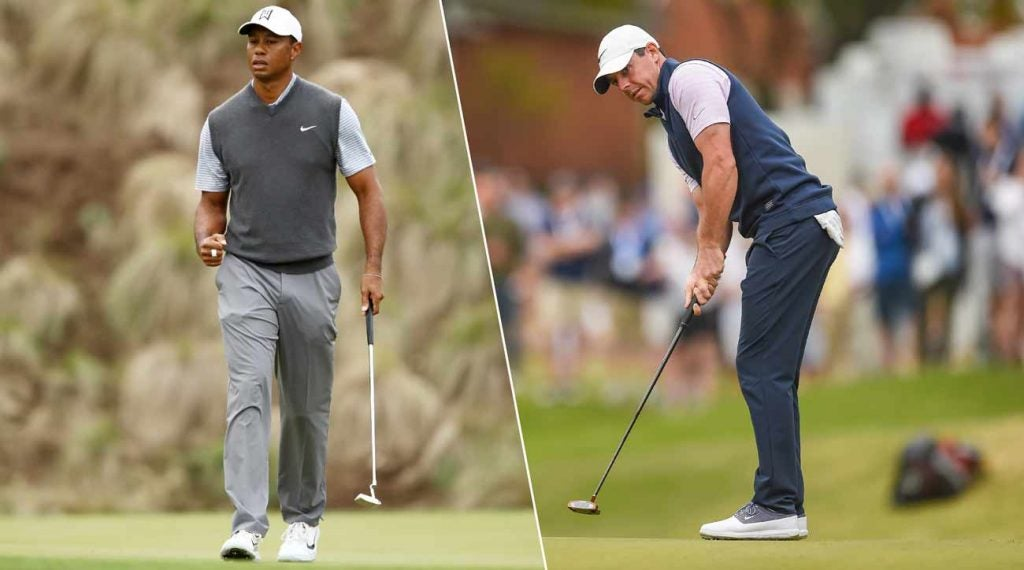 Tiger Woods vs. Rory McIlroy means we all win.