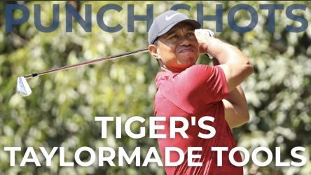 tiger woods golf clubs