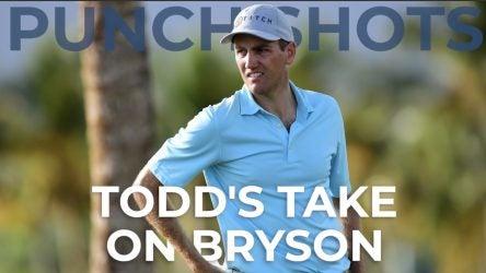 brendon todd bryson dechambeau pga tour