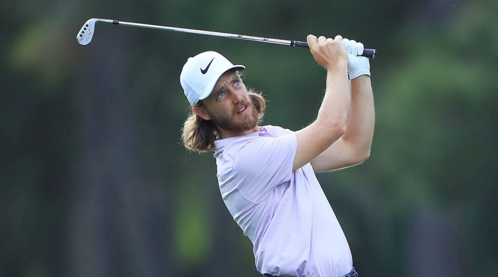 Tommy Fleetwood Players Championship