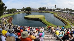 The 'Island Green' gets all the love and attention on the Stadium Course at TPC Sawgrass.
