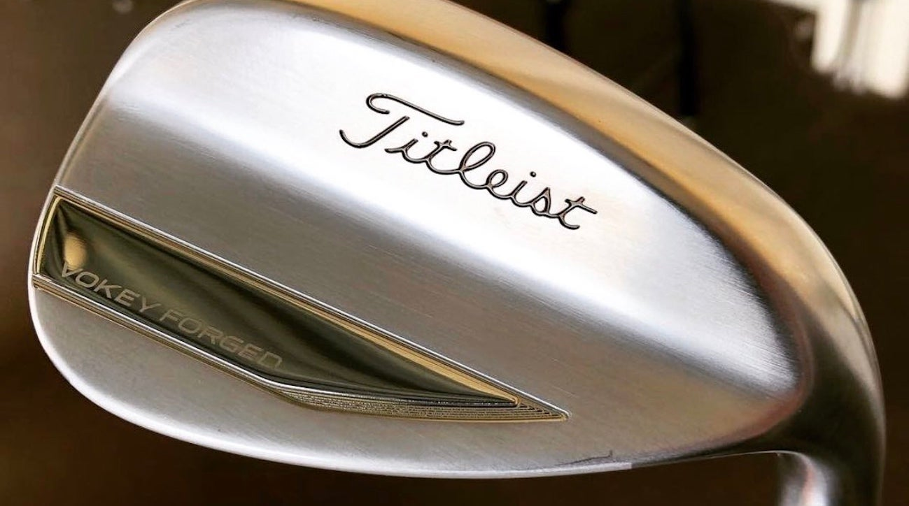 Titleist Japan's Vokey Forged wedges